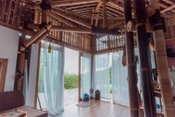 Lombok Accomodation - Siwak Bamboo Villa