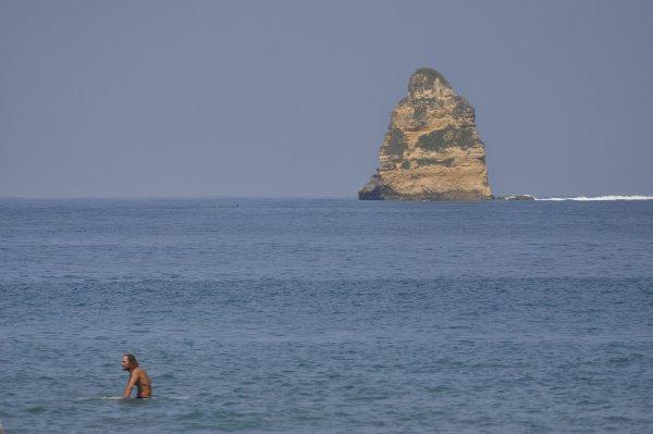 lombok surf ekas bay
