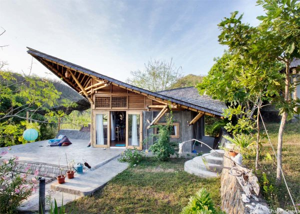 Amazing bamboo villa - Lombok accomodation