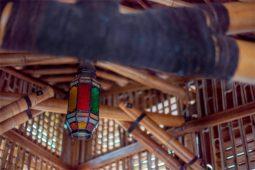 Details interior design Lombok