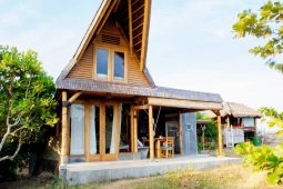 Bamboo bungalows Lombok Booking