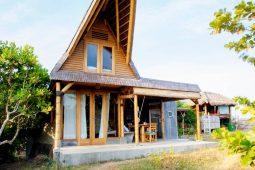 Bamboo bungalows Lombok Booking