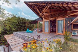 Lombok gerupuk Eco Villa