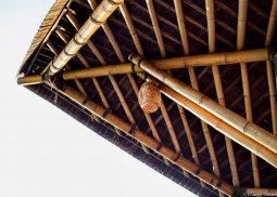 Bungalows bamboo Kuta lombok