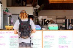 Surfers restaurant lombok