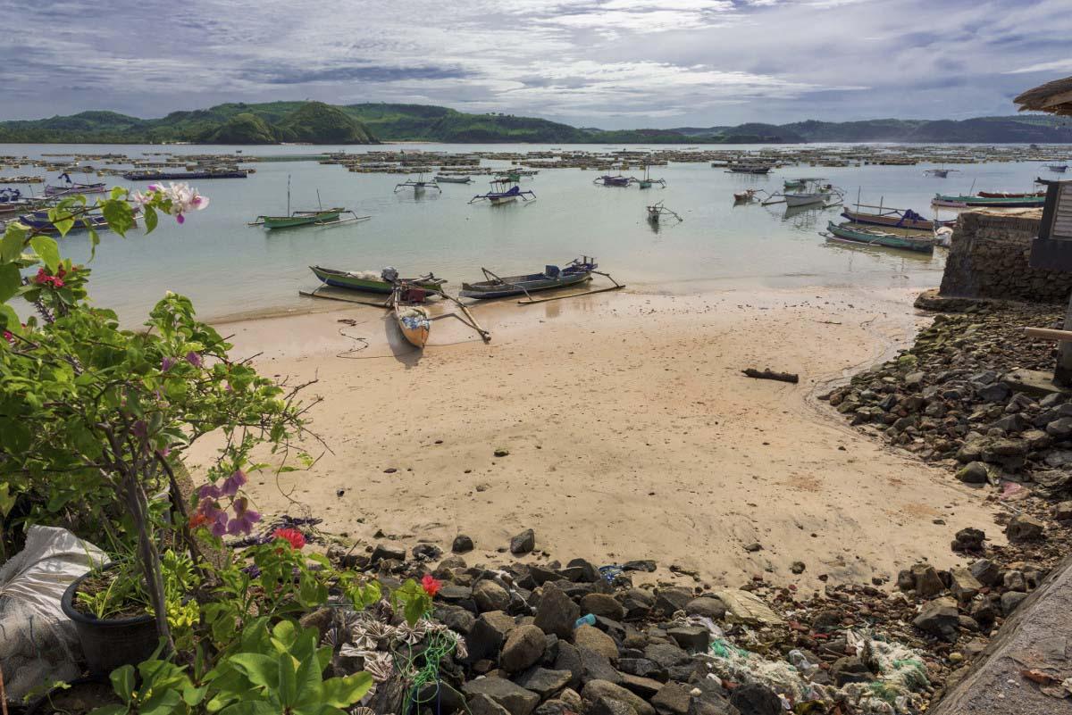 Lombok Gerupuk Bay