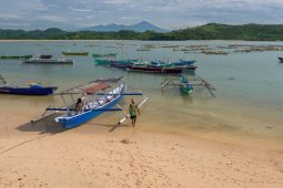 gerupuk lombok indonesia