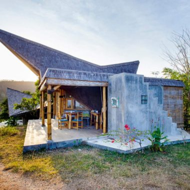 Siwak amazing bamboo bungalow