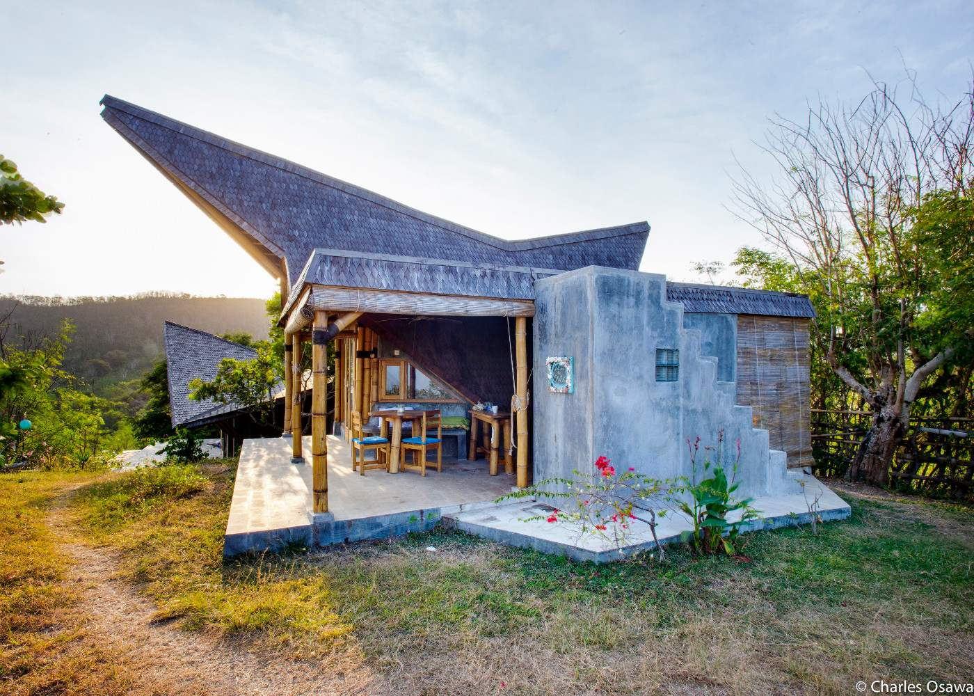 Nature Friendly Homes