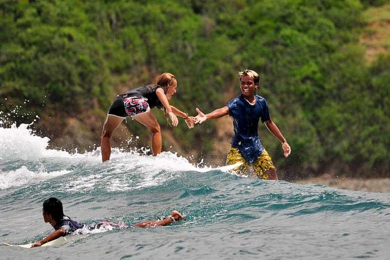 Surf Camp Lombok gerupuk